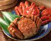 日式美食0075,日式美食,美食,红通 香辣 大闸蟹