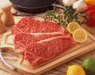 美味烧烤0055,美味烧烤,美食,精选肉块 木板 红辣椒