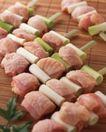 美味烧烤0090,美味烧烤,美食,串连 精美 肉食