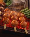 美味烧烤0098,美味烧烤,美食,烧烤 肉丸 食物