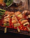美味烧烤0100,美味烧烤,美食,炭火 烤肉 香味