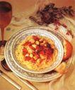 美食大观0191,美食大观,美食,钢勺 粉丝 盘子