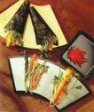 美食大观0192,美食大观,美食,紫菜卷 豆芽 垫子