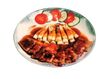 五味俱全0096,五味俱全,美食,肉卷 美食 诱人