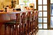 餐饮空间0016,餐饮空间,美食,椅子 插入 桌底