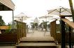 餐饮空间0020,餐饮空间,美食,码头 餐饮 伞棚