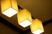 餐饮空间0038,餐饮空间,美食,方灯 吊灯 灯具