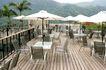 餐饮空间0055,餐饮空间,美食,餐饮空间 宜人景色 远方山脉