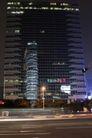 城市夜景0059,城市夜景,旅游风光,大楼 灯光 交通灯