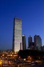 城市夜景0067,城市夜景,旅游风光,楼房 汽车 拥挤