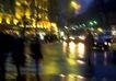 灯火阑珊0002,灯火阑珊,旅游风光,繁华 闹市 模糊