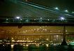 灯火阑珊0031,灯火阑珊,旅游风光,城建 风景 桥面