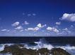 海滩0074,海滩,海洋风情,黑色 海洋 天际