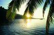 海边景致0049,海边景致,海洋风情,夕阳