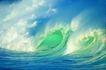 波浪0062,波浪,海洋风情,波浪 漩涡 汹涌
