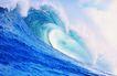 波浪0065,波浪,海洋风情,浪尖 卷起 水花