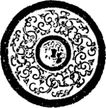 拓印0298,拓印,古典艺术,火鸟 异型 型类
