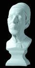 石膏像0050,石膏像,古典艺术,男性头部