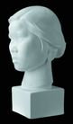 石膏像0078,石膏像,古典艺术,东方 女性 特征