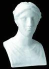 石膏像0081,石膏像,古典艺术,人物 头像 石器