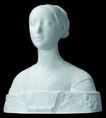 石膏像0088,石膏像,古典艺术,风味 头像 艺术
