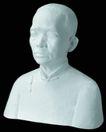 石膏像0090,石膏像,古典艺术,珍藏 老代 古老
