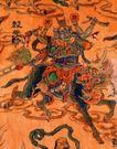 典藏文化0048,典藏文化,中华文化,中国特色神像