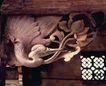 典藏文化0077,典藏文化,中华文化,凤凰 仙鹤 俯卧