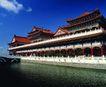 典藏文化0080,典藏文化,中华文化,宫殿 水池 石栏