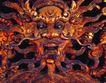 典藏文化0081,典藏文化,中华文化,人物 头像 夸张