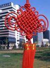中国结0071,中国结,中华文化,红色 中国结 喜庆