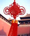 中国结0072,中国结,中华文化,红墙 宫廷 皇室