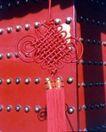 中国结0077,中国结,中华文化,大红门 开门红 吉利