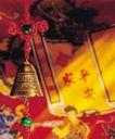 中国结0083,中国结,中华文化,情结 喜庆 祝福