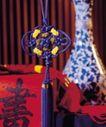 中国结0085,中国结,中华文化,图象 情意 文字