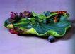 古典瓷器0176,古典瓷器,中华文化,特色瓷器 荷叶 莲花