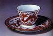 古典瓷器0184,古典瓷器,中华文化,龙纹 茶杯