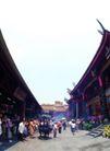 祈福0010,祈福,中华文化,庙宇 信徒 膜拜