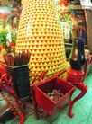 祈福0012,祈福,中华文化,巨型 莲花台 法事
