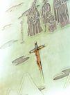 祈福0019,祈福,中华文化,十字架 苦难 耶稣