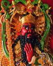 祈福0039,祈福,中华文化,神像 关公 红脸