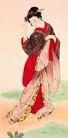 仕女图0081,仕女图,中华文化,展品 人物 表情
