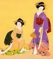 仕女图0091,仕女图,中华文化,仕女 富贵 优雅