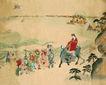 仕女图0112,仕女图,中华文化,