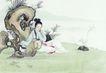 仕女图0120,仕女图,中华文化,