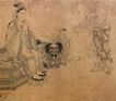 人物名画0049,人物名画,中华文化,中华名画