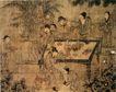 人物名画0050,人物名画,中华文化,人物名画