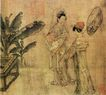 人物名画0051,人物名画,中华文化,