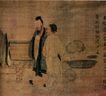 人物名画0053,人物名画,中华文化,