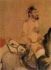 人物名画0065,人物名画,中华文化,马匹 游子 行人